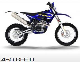 sherco 450 SEF-R